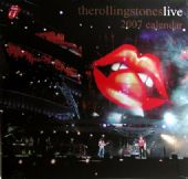 The Rolling Stones - 'Live 2007' Calendar
